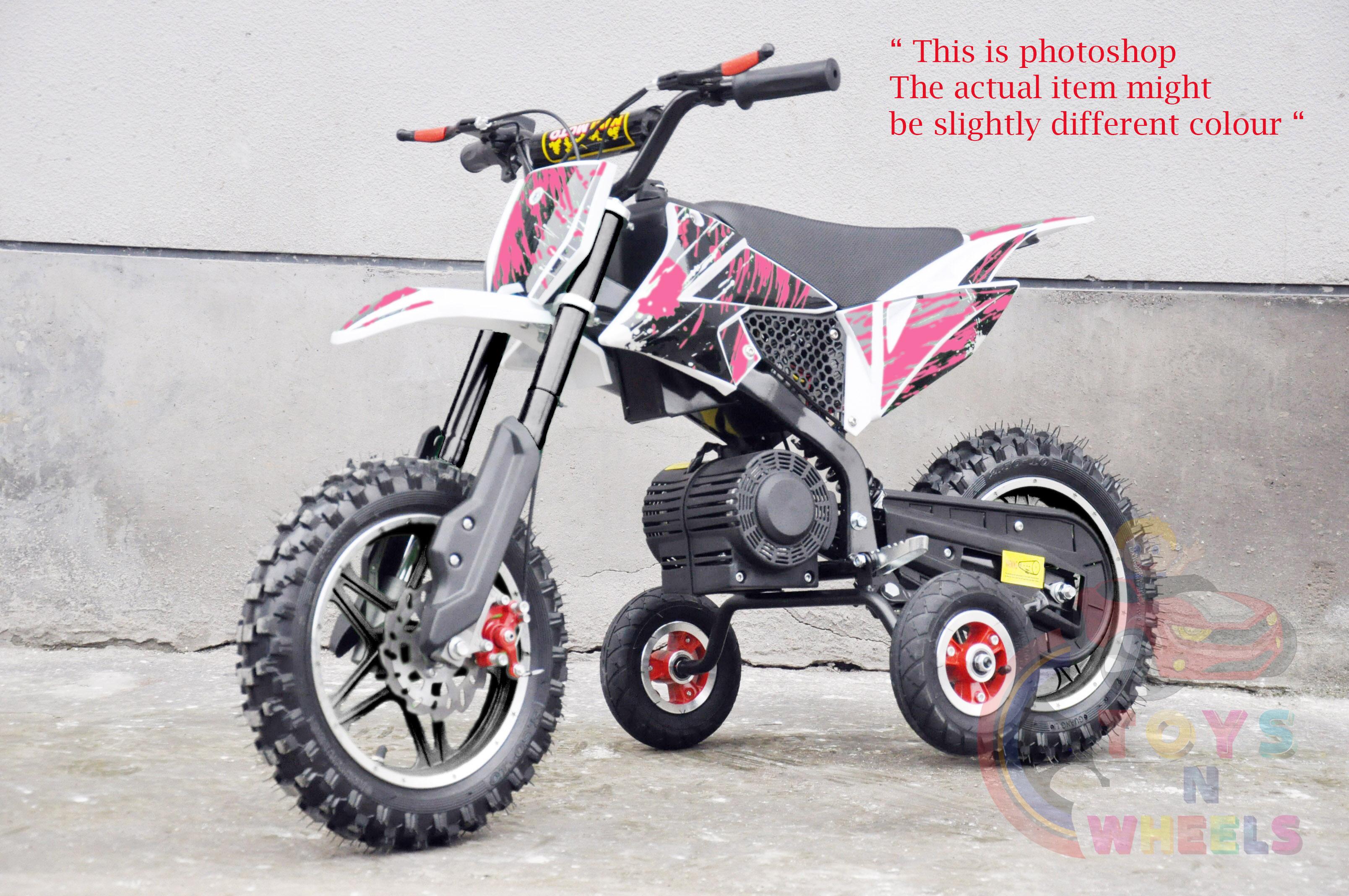 Quads Dirt Bikes Electric And Petrol Toys N Wheels